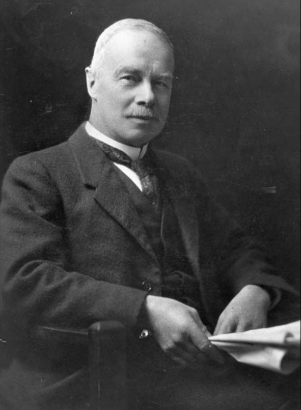 George Vernon Hudson who first proposed the idea of DST in New Zealand